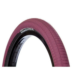 Demolition Hammerhead Tire Maroon