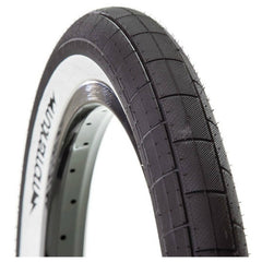 Demolition Momentum Tire white wall BMX
