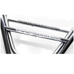Demolition Rig Bar Dennis Enarson Handlebar chrome