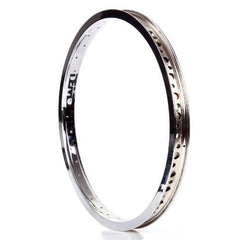 Demolition Zero Rim polished silver