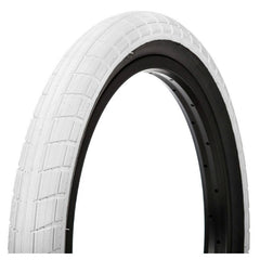BSD Donnasqueak Tire white BMX