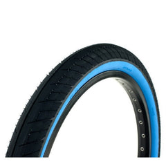 Duo SVS Tire BMX blue wall