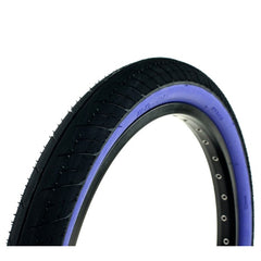 Duo SVS Tire BMX purple wall