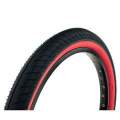 Duo SVS Tire BMX red wall