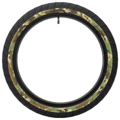 Eclat Fireball Tire black camo side walls BMX Tires