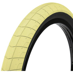 Eclat Fireball Tire pastel yellow BMX Tires