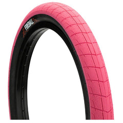 Eclat Fireball Tire hot pink BMX Tires