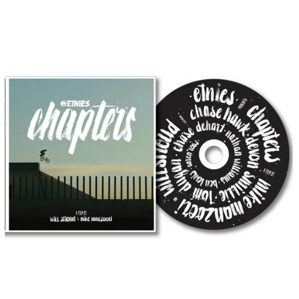 Etnies Chapters DVD