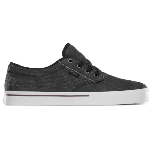 Etnies Jameson 2 Eco Shoes Black Dirty Wash