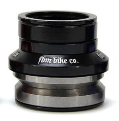 FBM Integrated Headset black BMX