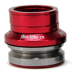 FBM Integrated Headset red