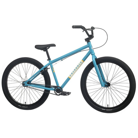 "2021 Fairdale Macaroni 24"" Bike Surf Blue Bikes"