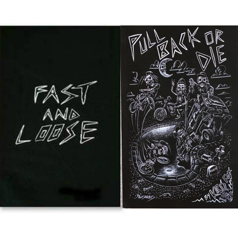 "Fast and Loose ""Pull Back or Die"" DVD"