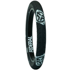 Federal Command LP Tire black stencil logo BMX Tires