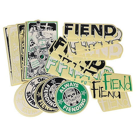 Fiend Reynolds V2 Sticker Pack BMX