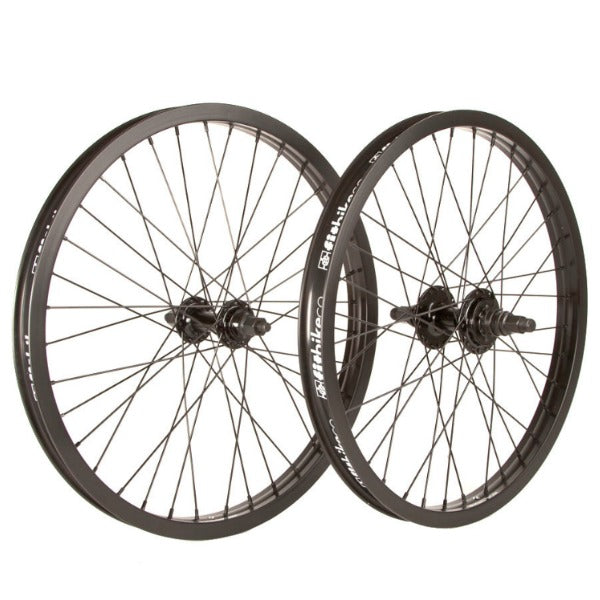 Fit OEM Cassette Wheelset BMX Wheels