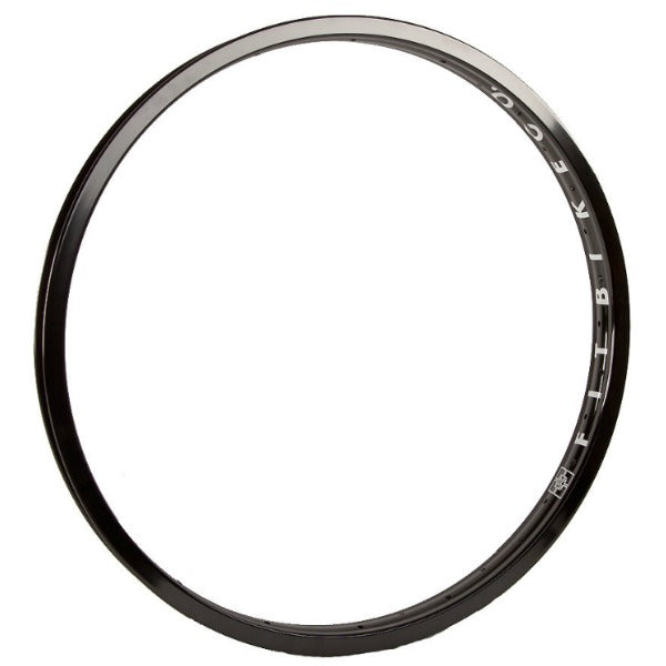 "Fit ARC 20"" Rim black BMX"