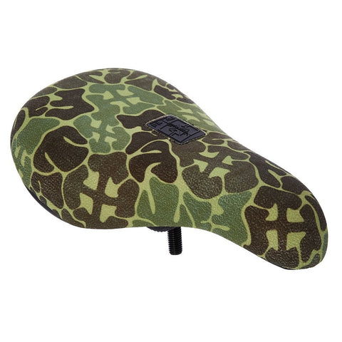 Fit Barstool Pivotal Seat all over camo  BMX Seats