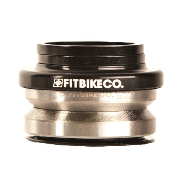 Fit Integrated Headset black BMX