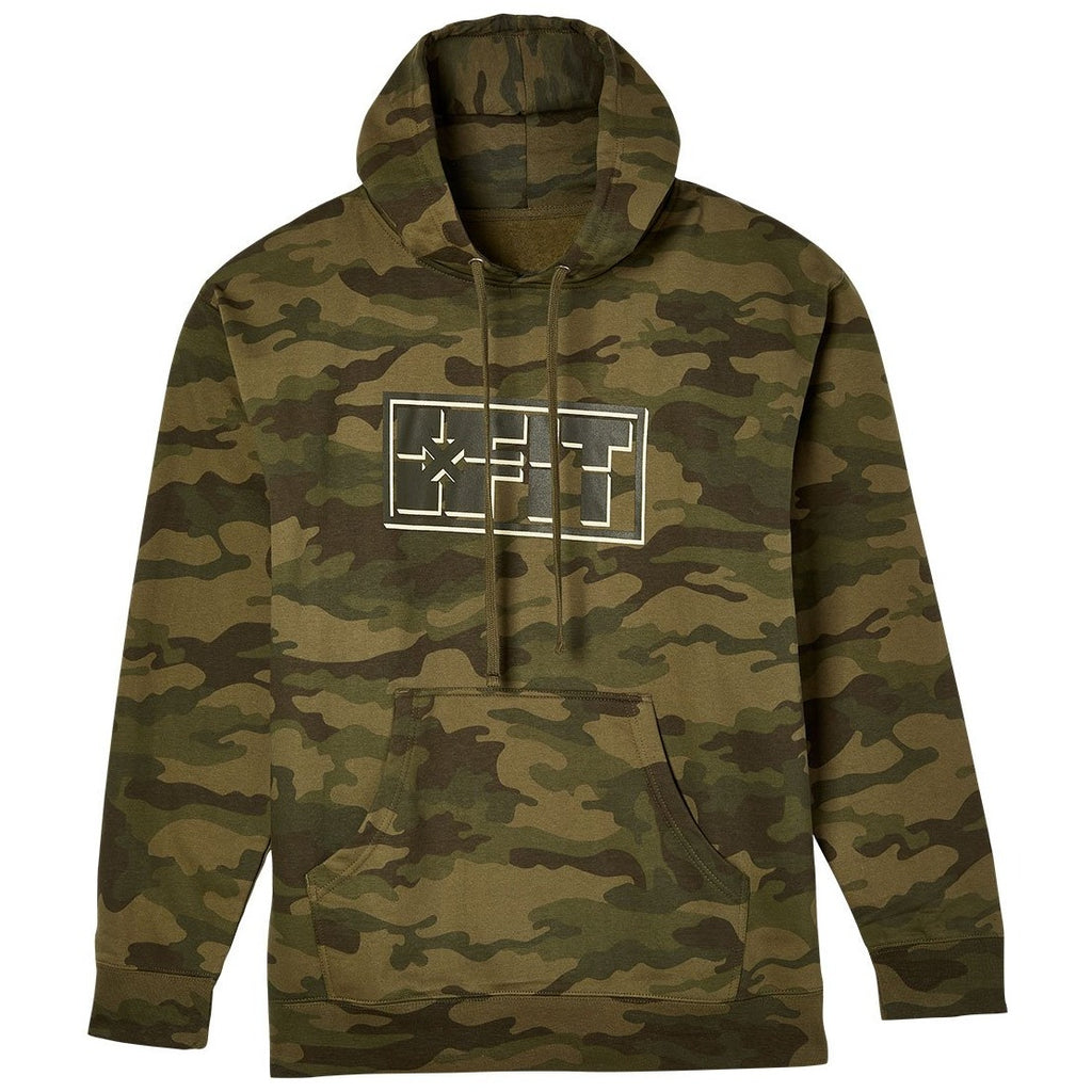 Fit Scope Pullover Hoodie Forest Camo BMX