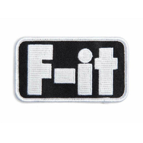 Fit F-it Patch