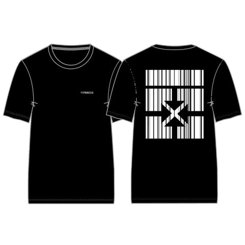 Fit Off Bite Shirt black BMX Tee
