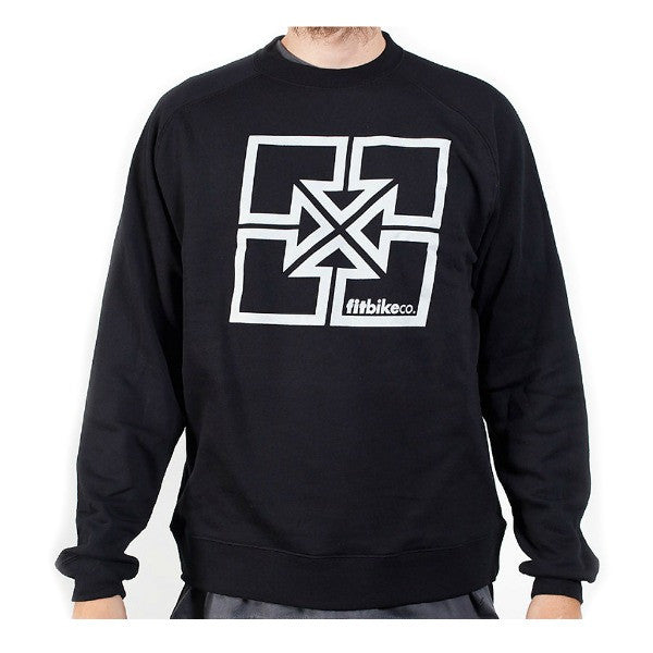 Fit Old Key Logo Crew Neck Sweater