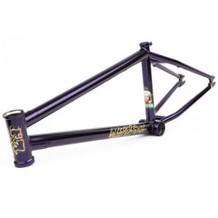 Fit Sleeper Frame purple BMX Ethan Corriere
