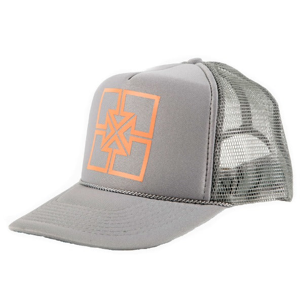 Fit Truckey Hat gray grey