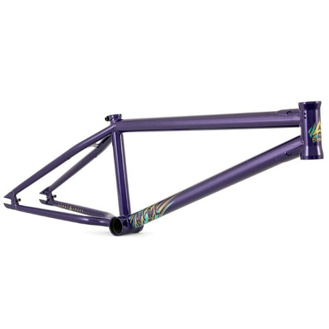 Fly Bikes Aire Frame metallic purple