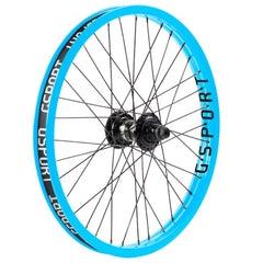 Gsport Elite Cassette Wheel cyan Blue
