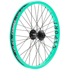 Gsport Elite V2 Front Wheel toothpaste BMX