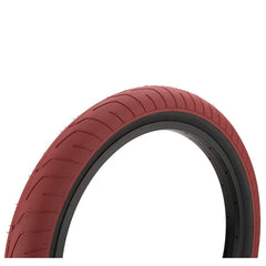 Kink Sever Tire red BMX Tires
