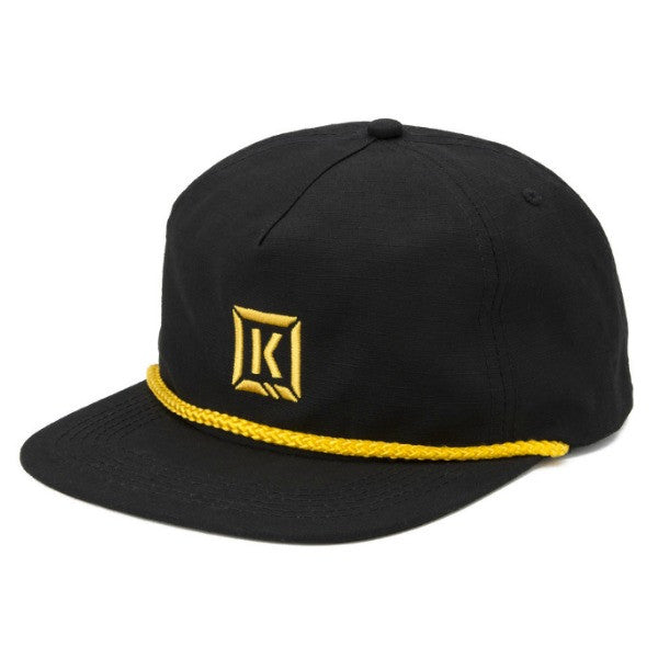 Kink Captains Hat black BMX