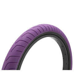 Kink Sever Tire purple BMX Tires