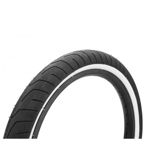 Kink Sever Tire white wall