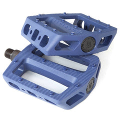 Fit Mac Pedals blue BMX