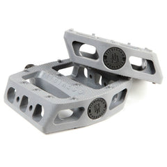 Fit mac Pedals grey BMX gray