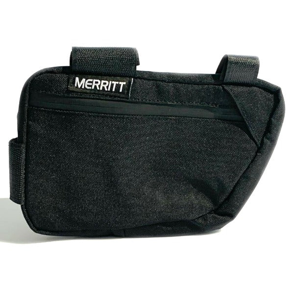 Merritt Corner Pocket Bag black BMX Frame Bag