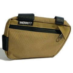 Merritt Corner Pocket Bag tan BMX Frame Bag