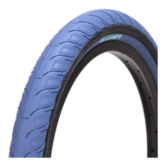 Merritt Option Tire blue BMX