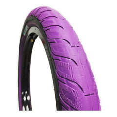 Merritt Option Tire purple bmx
