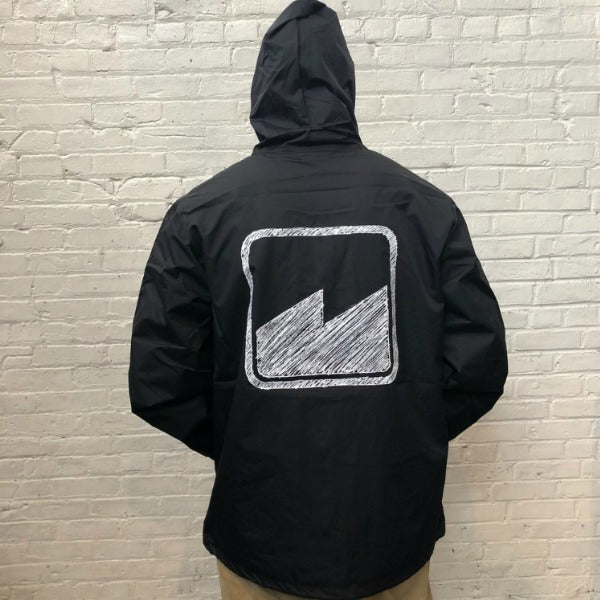 Merritt Swayze Coaches Jacket black BMX