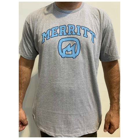 Merritt Tarheels Shirt grey BMX Tee
