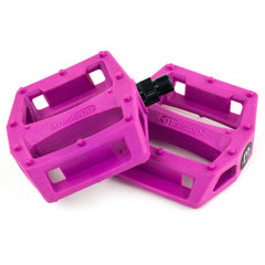 Mission Impulse PC Pedals pink BMX Pedal