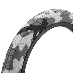 Mission Tracker Tire arctic camo grey BMX Tires