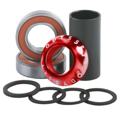 Odyssey Mid Bottom Bracket red BMX