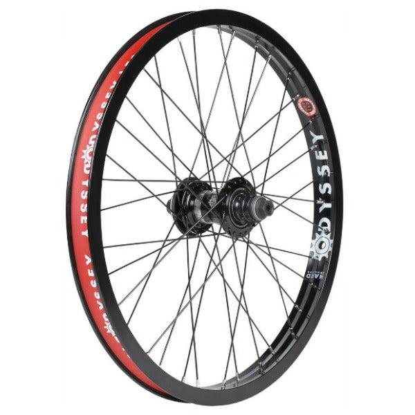 Odyssey Hazard Lite Clutch Freecoaster Wheel black