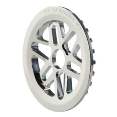 Odyssey La Guardia Sprocket polished silver