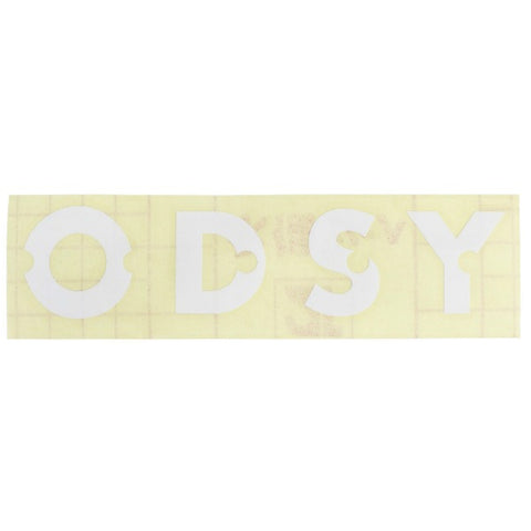 Odyssey Litehouse Rim Sticker BMX Decal